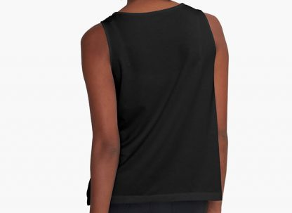 ethanAart.shop Sleeveless Top Back
