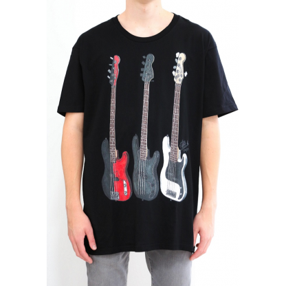 Ethan Wears Zachary Merrick's Fender Precision Basses